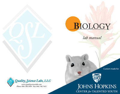 Johns Hopkins CTY biology
