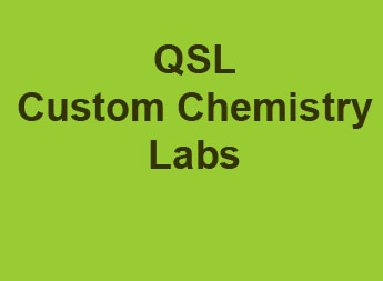 Custom Chemistry Labs