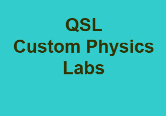 Custom Physics Labs