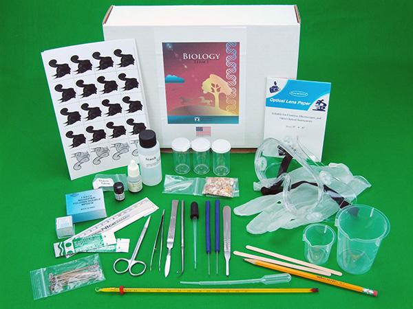 qsl calvert education biology lab kit for term 1. Black Bedroom Furniture Sets. Home Design Ideas