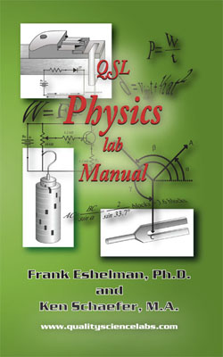 qsl physics lab manual rh qualitysciencelabs com Physics Science Labs Physics Labs Force On