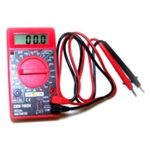 Multimeter for use with the CS Engineering kits