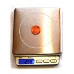 SC501 stainless digital scale with LCD display