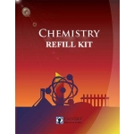 image of Calvert Education Chemistry kit refill
