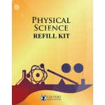 Calvert Education Physical Science Kit Refill