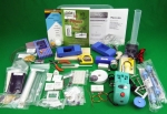 Image of the contents of Quality Science Labs Physics Lab Kit