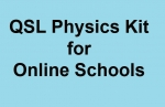 placeholder image of the QSL Physics Lab Kit for Online Schools