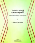 image of the Advanced Biology Printed manual