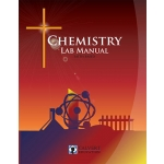image of Calvert Education Chemistry manual Faith Based