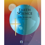 image of Calvert Education Earth Science manual Faith Based