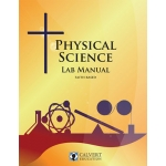 image of Calvert Education Physical Science kit manual Faith Based