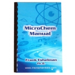 This is a picture of the Micro Chem kit lab manual cover